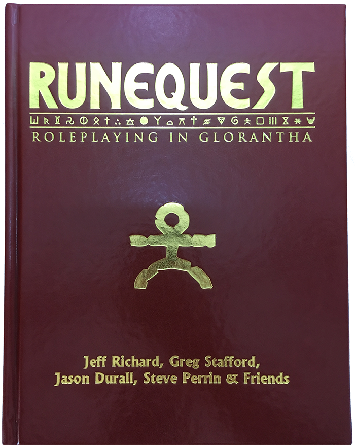 RuneQuest Special Editions