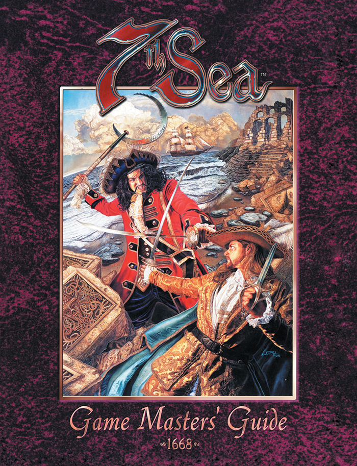 7th Sea - First Edition