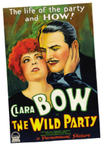 The Wild Party - Movie Poster