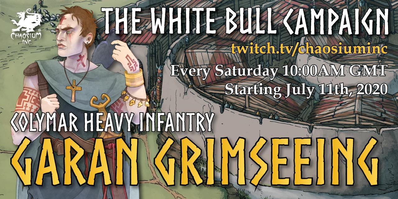 The White Bull Campaign