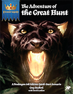 The Great Hunt - Cover