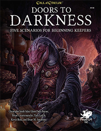 Cover of Doors to Darkness
