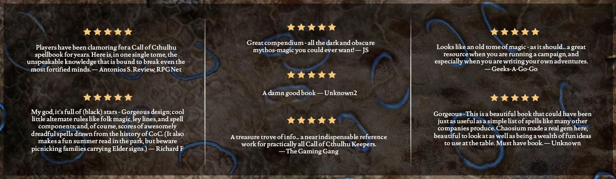 Grand Grimoire Reviews