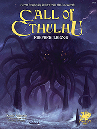 Cover of the Keeper Rulebook