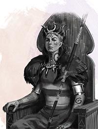 Queen Leika