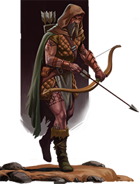 RuneQuest Hunter