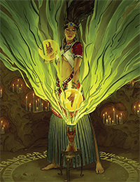 RuneQuest Priestess