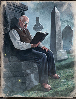 An Avid Reader