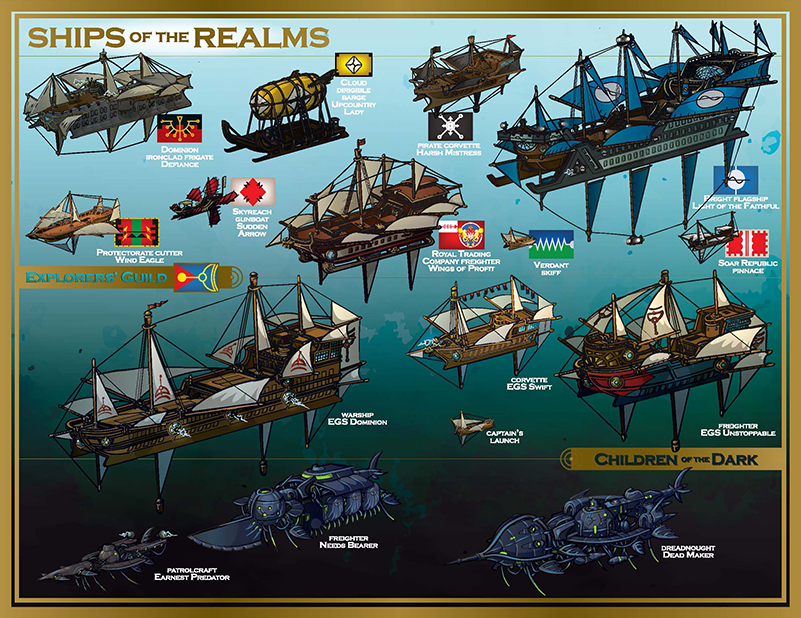 Ships of the Realm