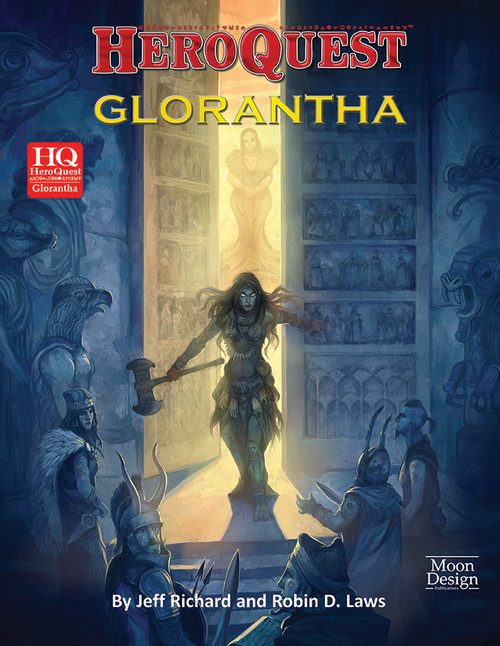 HeroQuest Glorantha - Hardcover