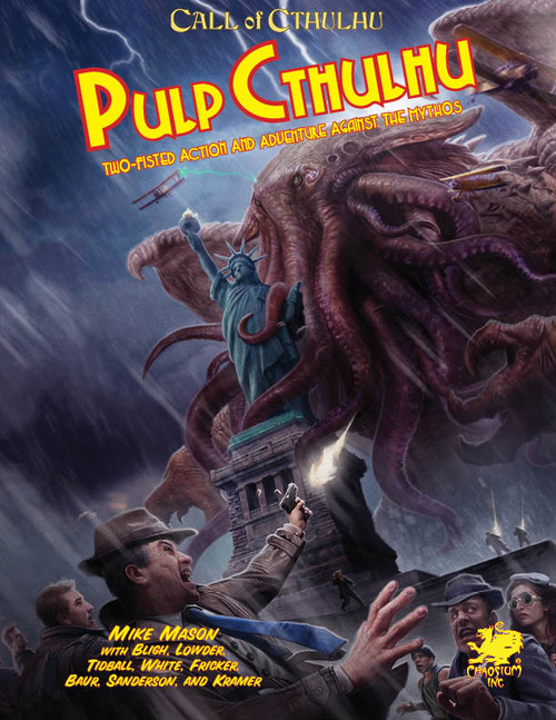 Pulp Cthulhu - Hardcover