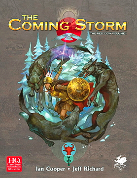 The Coming Storm - Hardcover