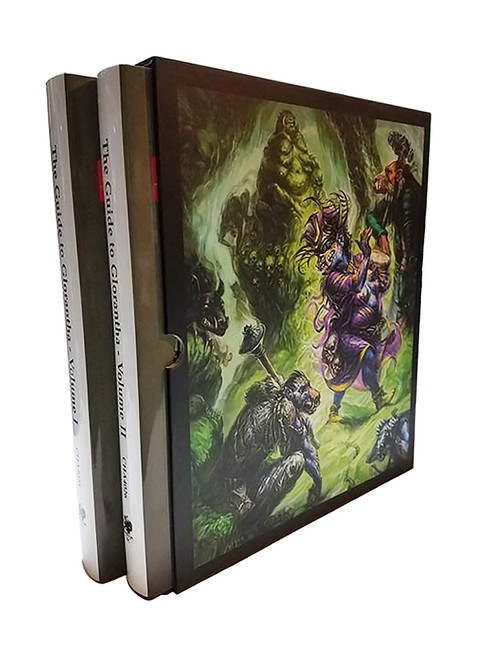 The Guide to Glorantha (slipcase set)