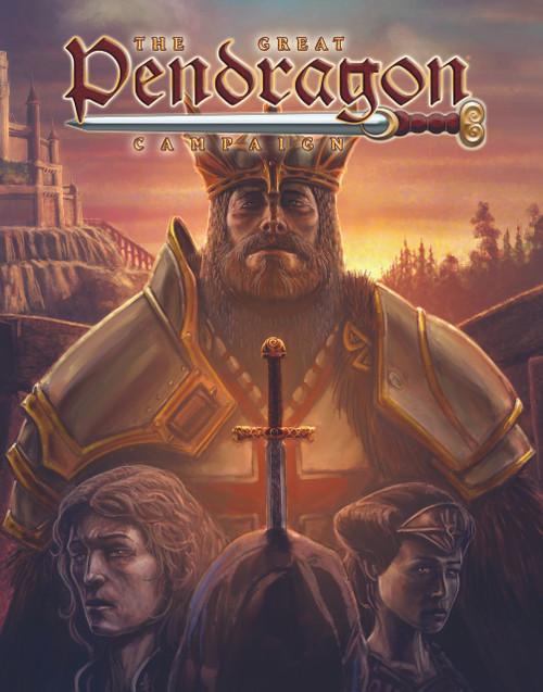 The Great Pendragon Campaign - PDF