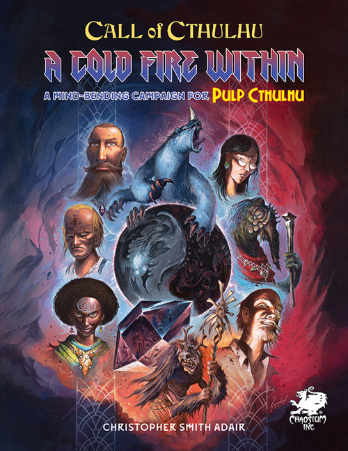 A Cold Fire Within - Hardcover
