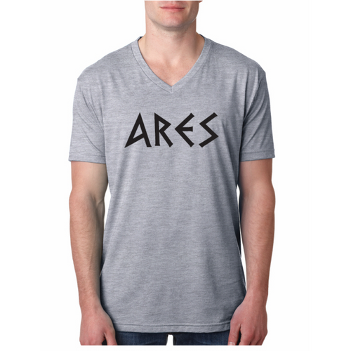 Ares V Light Grey Shirt