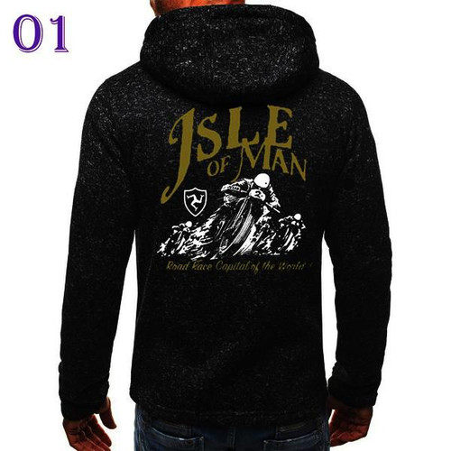 TT Isle Of Man Sweater Pullover Hoodie S-3XL Choose Color