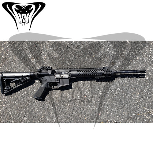 Right hand side of Cobra Tactical Professional CT-15 Carbine - Tough enough to do real work
