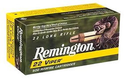 Remington Viper 22 22LR 500 Rds