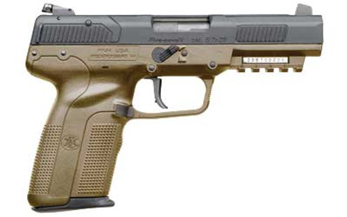 FN FIVE SEVEN 5.7X28MM 10RD AS FDE