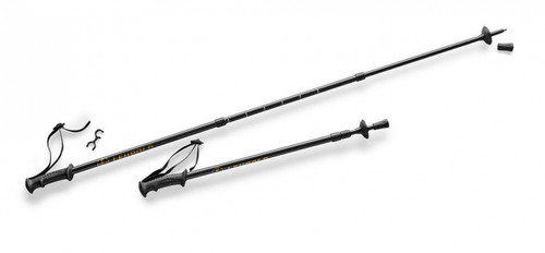 Leupold Trek Poles - Carbon Fiber Black/Charcoal (170592)