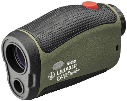 Leupold RX-Fulldraw 3 with DNA Laser Rangefinder Green 3 Selectable Reticles