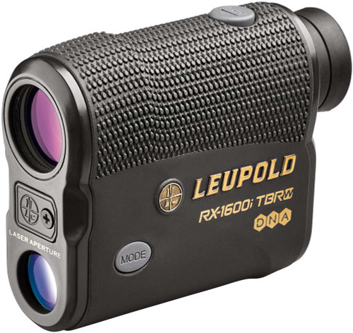 Leupold RX-1600i TBR/W with DNA Laser Rangefinder Black/Gray OLED Selectable  nagle