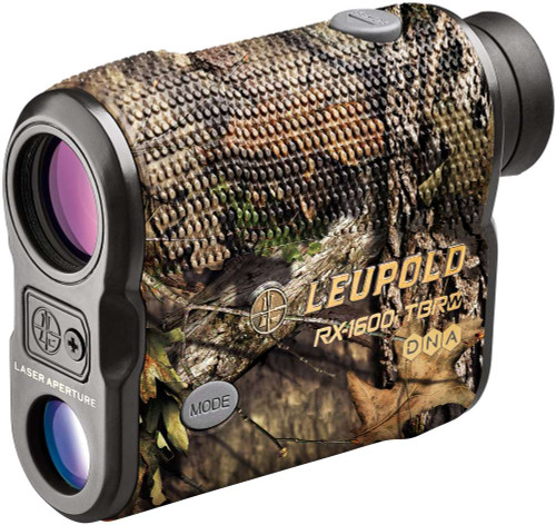 Leupold RX-1600i TBR/W with DNA Laser Rangefinder Mossy Oak Break-Up Country Angled 173807