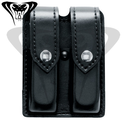 Safariland Model 77 Magazine Pouch with Snap Closure - Photo may not reflect actual item - see description