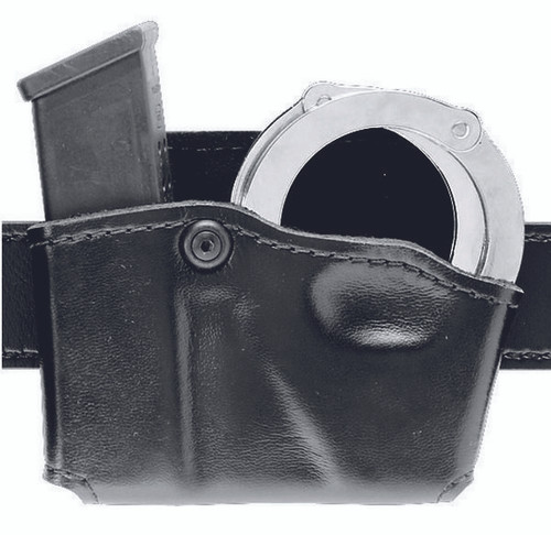 Safariland Model 573 Open Top Magazine and HandCuff Pouch 573-83-22