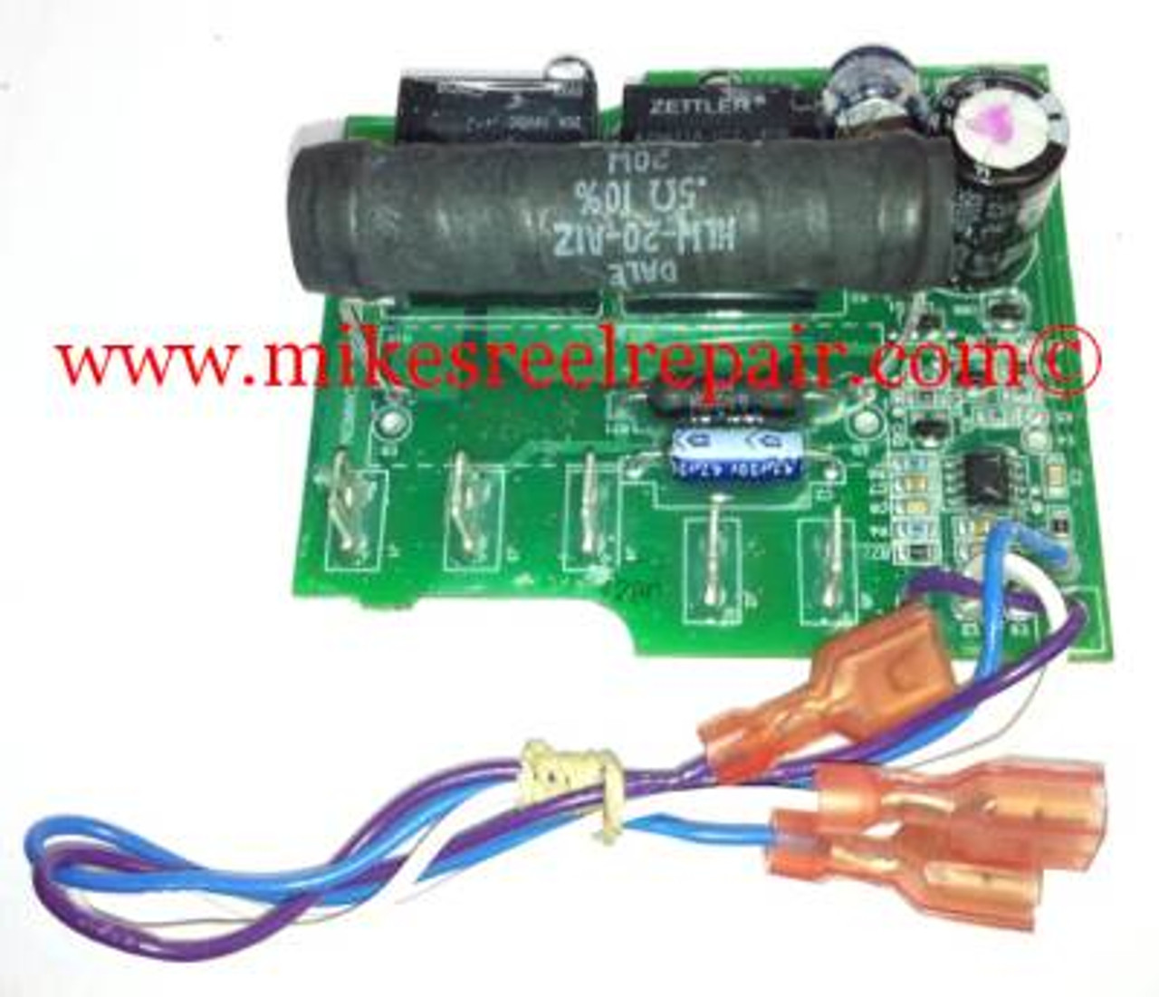 Cannon Downrigger control Pc Board 3394001