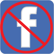 No more Facebook