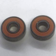 Abu ABEC 7 Ceramic Bearing Upgrade 4x10x4mm. Set of 2 - Shields on