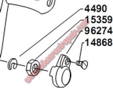 96274 HANDLE LOCK PLATE 5500C3