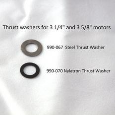 990-067 WASHER - STEEL THRUST