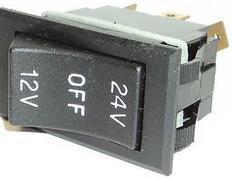 2254032 SWITCH - 12v/OFF/24v -NLA