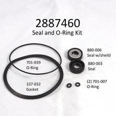 """2887460  SEAL-""""O""""RING KIT"""
