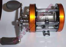 Abu 6000 Sunset Orange - Custom
