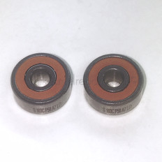 Abu OLDER STYLE ABEC 7 Ceramic Bearing Upgrade, 3x10x4mm Set of 2  - Shields on