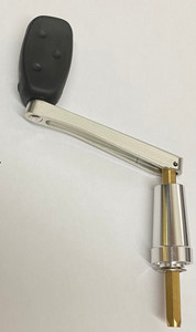 1115139 MACHINED HANDLE ASSY ***Discontinued***