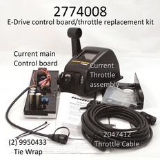 2774008 CTRL BRD/THROTTLE CBL ASY,E,DR