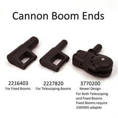 Cannon 2216403 INA ASY BOOM END LEXAN FIN - ORDER 3880200