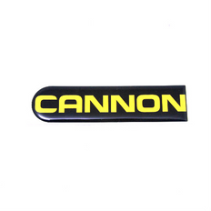 Cannon 3395630 DECAL-EMBLEM-1 X 4 LARGE FW