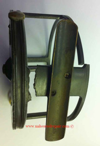 Hardy Silex Jewel Frame Repair