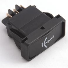 2374019 SWITCH-CONTROL, W/GUARD, DH40