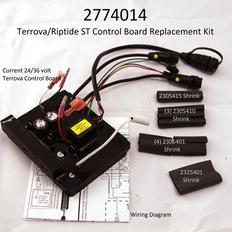 2774014 CTRL BRD,24/36V TRRV,w/SHRINKS