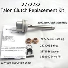 2772232 TALON CLUTCH REPLACEMENT KIT