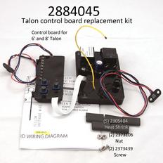 2884045 PCB ASM,TALON, HEAT SHRINK KIT