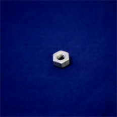 3393130 NUT,HEX 1/4,20 SS RIE COATED