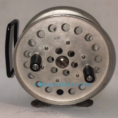 Interesting Centerpin type reel - Front